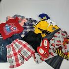 Boys Play Clothes Sz 3T Lot of 14 Pieces Cars Mickey Nike Tommy H. Lucky Brand
