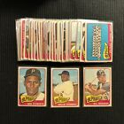 1965 TOPPS PITTSBURGH PIRATES COMPLETE TEAM SET 30 CARDS VG-EX ROBERTO CLEMENTE