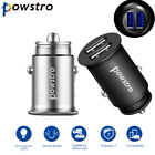 Super Mini Auto Ladegerät Adapter Smart Fast Charging 4.8A for iPhome Samsung DE