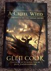 A CRUEL WIND A CHRONICLE OF DREAD EMPIRE Cook 1st trade HC OMNIBUS fine SIGNED