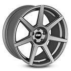 19 VMR V706 Matte Gunmetal Wheels Rims Fit Lexus IS250 IS350 IS F 2006+