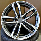 Audi S LINE RS6 STYLE 19x85 5x112 ET35 MGMF WHEELS set of 4 RIMS