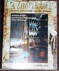 A SIMPLE LIFE MAG SUMMER 2018 WATER WITCHER HORSE TACK BLACK CARROTS BISCUITS
