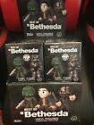 Bethesda All Stars Mystery Minis Mini-Figure Display Case 12 Sealed Boxes