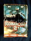 1990 Topps Robo Cop 2 Movie Trading Cards Box 36 Wax Unopened Wax Packs