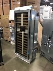 IW30LH-Sub-Zero 30 Panel Ready Integrated Wine Refrigerator, NEW OUT OF BOX