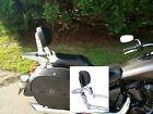 Kawasaki Vulcan VN 900 2000 Classic Custom Sissy Bar Backrest with Luggage Rack