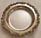 Sheffield Silver Plate Serving Tray 12