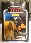 1983 Kenner Star Wars ROTJ 65 Back Klaatu Unpunched Sealed Very Good Jabba Hut