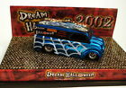 HOT WHEELS 2002 DREAM HALLOWEEN DAIRY DELIVERY RARE NEW MINT