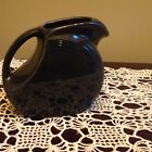 Fiesta Slate Small Disc Pitcher New without tags