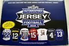 2018 Leaf Autographed Football Jersey sealed unopened box
