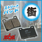SBS Street Ceramic 638HF Brake Pads SUZUKI Skywave 400 Type S