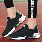 Breathable Casual Women Knitted Sneakers Mesh Outdoor Running Sport Shoes LU