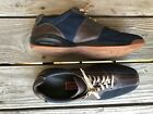 NICE! Cole Haan N. Air Shoes Brown Leather Lace Up Size US 11 M