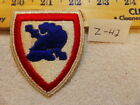 WW 2 or later West Point Cadet Patch Z 42