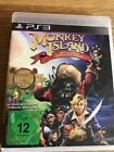 Playstaion 3 MONKEY ISLAND 1 + 2 SPECIAL EDITION NEUE VERSION  Top Zustand