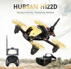 Hubsan H122D X4 STORM 58G FPV Micro Racing Drone Quadcopter 720P CAM + Goggles