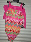 Joe Boxer One Piece Swmsuit with Cover Up/Skirt SIZE 5 New with Tags