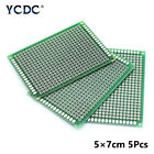 Circuit Board Double-sided Universal Prototyping Pcb Printed Breadboard 510 Pcs