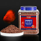 Blood Parrot Fish Food Red Parrot Medium Granules to Enhance Color and Health