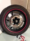 Gilera Runner Sp 50 2009 Front Wheel Good Tyre And Disc 5200 Miles Old!!!