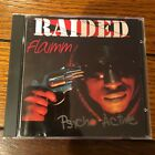X RAIDED PSYCHO ACTIVE-RARE-OPP-OG-NO BAR CODE-1992-BROTHA LYNCH-BMR