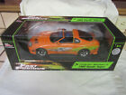 1995 Toyota Supra Fast and the Furious 118 Die Cast Car NEW