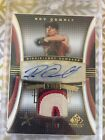 2004 SP GAME USED AUTO PATCH Roy OSWALT 35 50