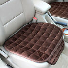 Breathable Car Seat Cover Front Rear Pad Anti-dust Mat Cushion Plush Protector