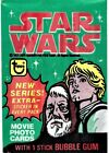 1977 TOPPS STAR WARS 4 COMPLETE SET NM W 66 Cards, 11 STICKERS