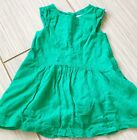 Bright Green Cat & Jack 2T Dress