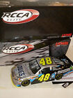 SIGNED 1 24 48 JIMMIE JOHNSON FOUNDATION + LOWES 2011 CHEVY ELITE RCCA 1 200