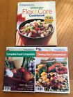 Weight Watchers Flex  Core Cookbook Food Companion Dining Out Companion