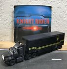 Custom Knight Rider Semi Truck Pair With YOUR Hot Wheels KITT seller
