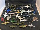 Die cast Metal Airplanes And Helicopters Lot Of 35