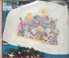 DimensionsCHRISTMAS NATIVITY QUILTPre quilted Stamped XStitch KitSealed 8829