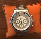 Ebel Le Modulor Stainless Automatic Chronograph Original with Box and Card