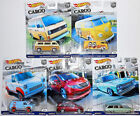 2018 Hot Wheels Car Culture CARGO CARRIERS Complete Set of 5 VW Nissan Skyline