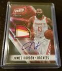 2018 Panini National Convention James Harden Auto 3 Clr Patch 1 1 SSP One of One
