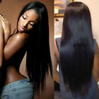 Fashion Long Black Lace Front wig 180% Density Synthetic Hair Wig Silky Straight