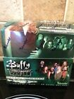 buffy the vampire slayer Season 6 Inkworks Sealed Box Trading Cards