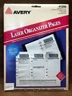 AVERY 41256 Organizer Pages 6 Hole Planner Refill 3 3 4 x 6 3 4 Day Runner Timer