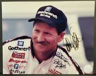 DALE EARNHARDT SR Hand Signed AUTOGRAPHED 1996 RACING REFLECTION 8X10 PHOTO