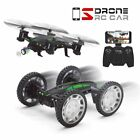 QQPOW FPV RC Drone with 3D Flip with HD Camera Live Video Remote Control Car