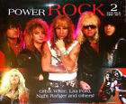 Power Rock by Various Artists (CD, Jan-2008, 2 Discs, St. Clair)