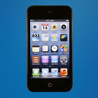 Good - Apple iPod Touch 4th Generation Black (8 GB) w/ Headphnes Free Ship