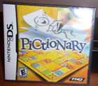 Pictionary (Nintendo DS, 2010) NEW SEALED!