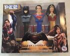 NEW PEZ CANDY Dc Comics Collectible Dispensers Batman V Superman Dawn Of Justice