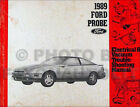 1989 Ford Probe Electrical and Vacuum Troubleshooting Manual 89 Original EVTM